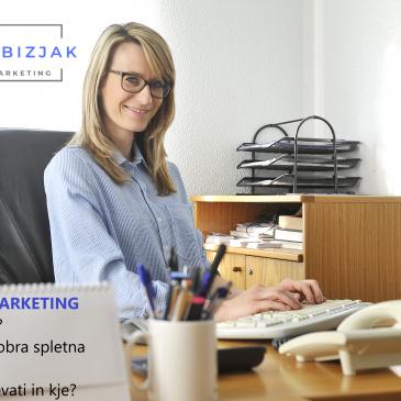 Spletni marketing [kako začeti]